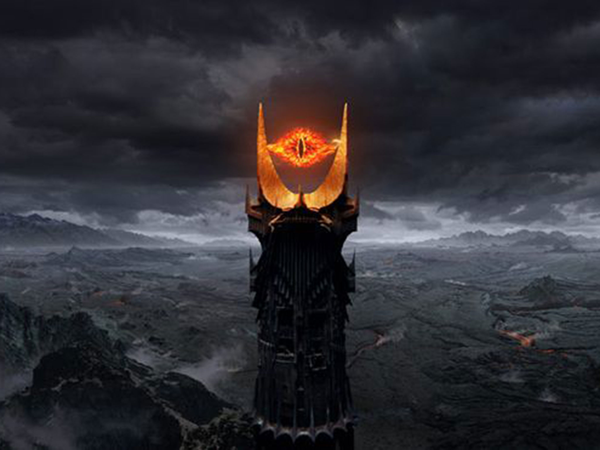 Lord of the Rings eye of Sauron - Ghtic.com - Blog