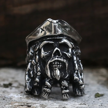 Mens Pirate Ring - Ghtic.com - Blog