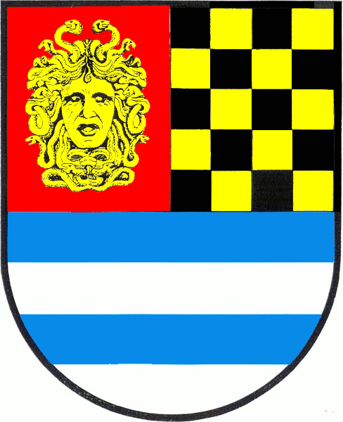 Municipal coat of arms of Dohalice village, Hradec Králové District, Czech Republic - Gthic.com - Blog