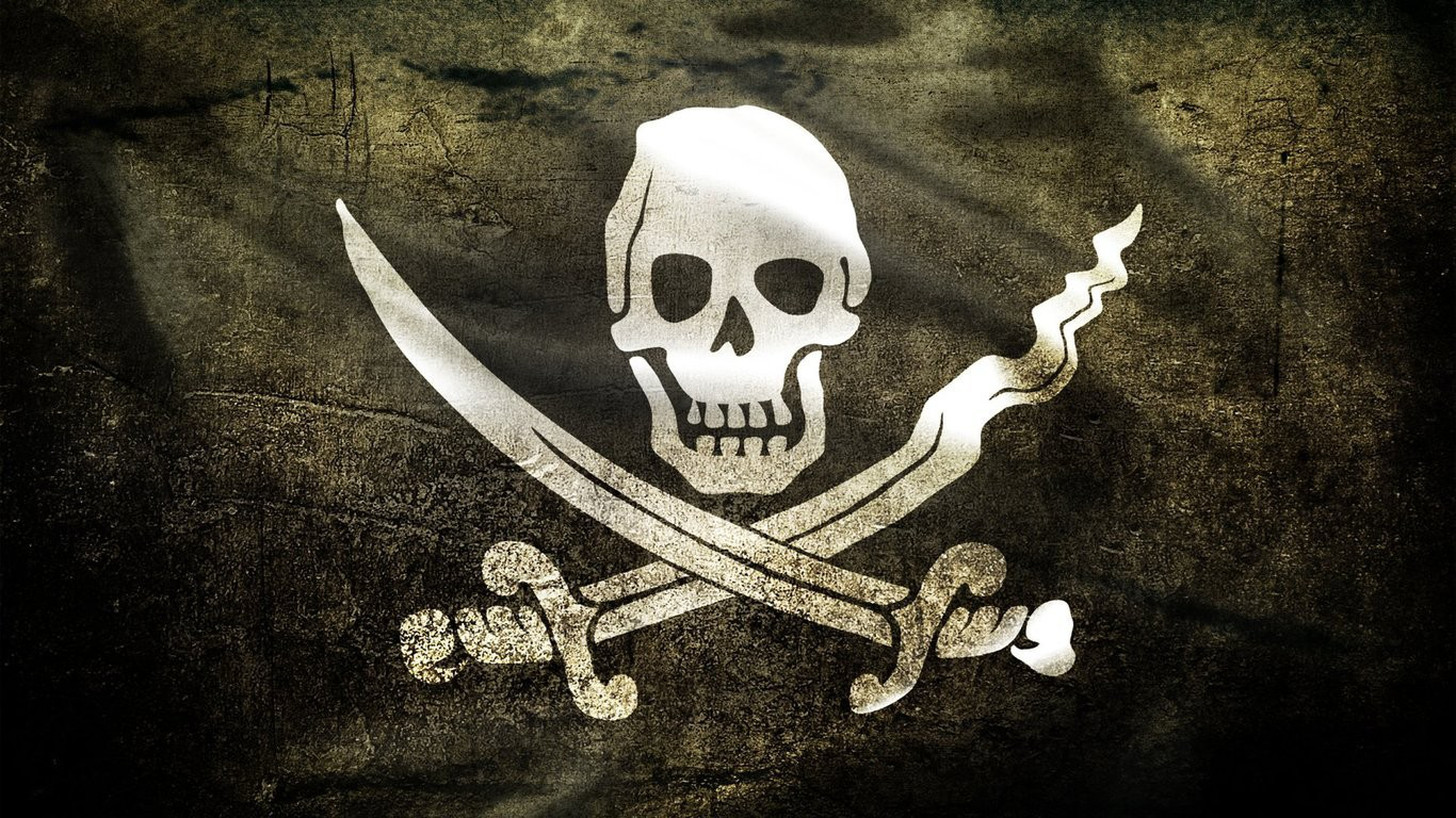 Pirate flag - Ghtic.com - Blog