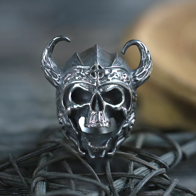 Viking ring - Gthic.com
