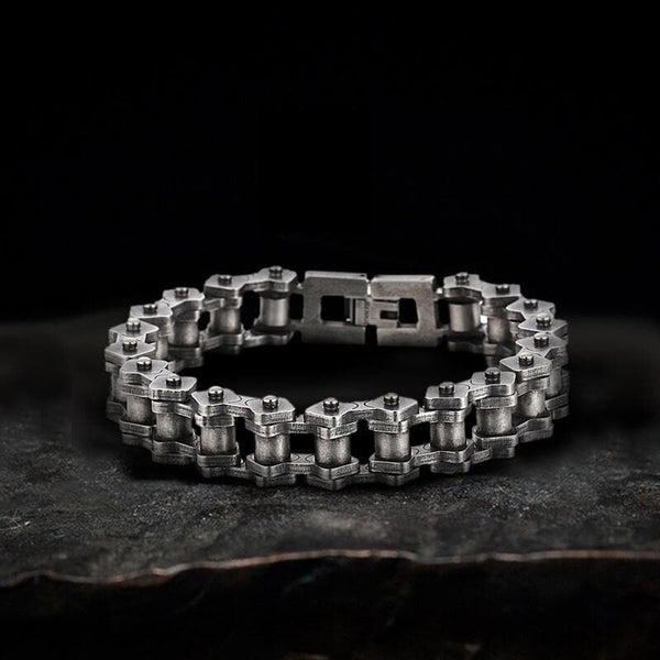 Fashion Motorcycle Chain Bracelet