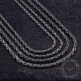 Square Stainless Steel Chain