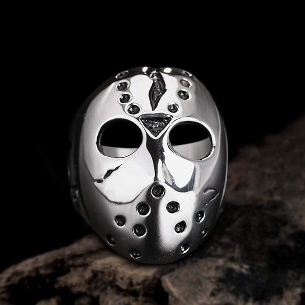 Jason Voorhees Stainless Steel The 13th Ring