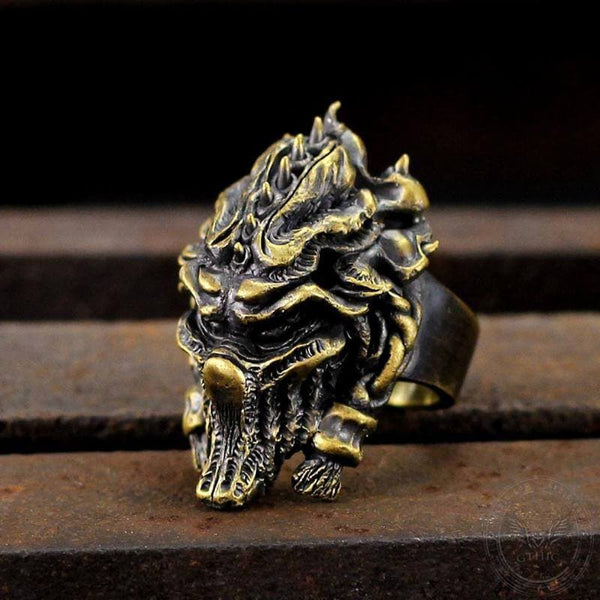 Starcraft Zeratul Brass Ring