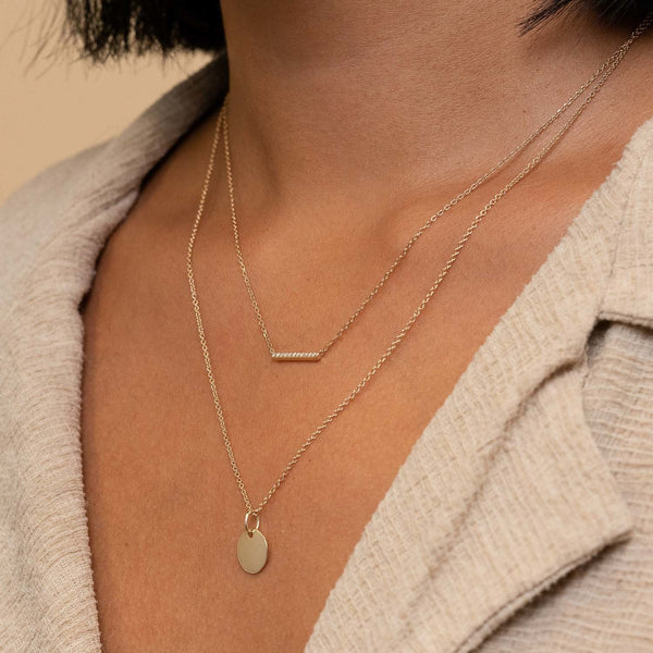 Engravable Necklace