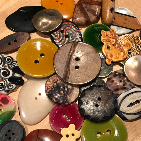 Ceramic Sewing Buttons