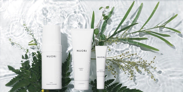 A PERSONAL BATTLE THAT INSPIRED NATURAL ANTI-BLEMISH SKINCARE LINE