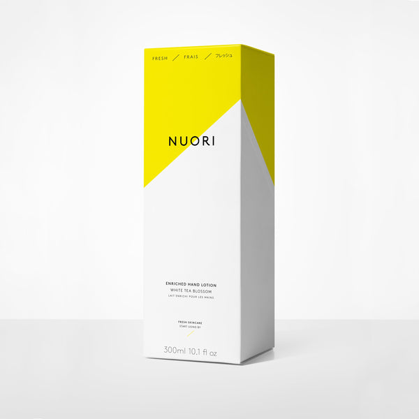 ENRICHED HAND LOTION Skincare Nuori