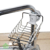 Clamp-on Faucet Rack