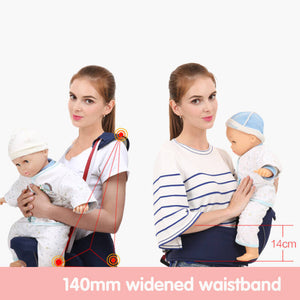 baby carrier size