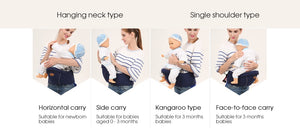 baby carrier how to wear