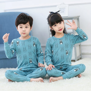 2019 Kids Pajamas Set (Rabbit)