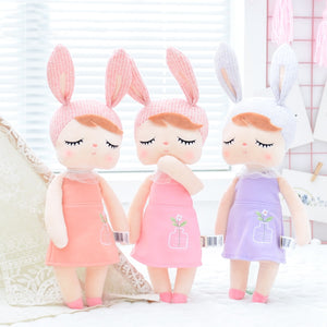 Plush Toy Angela Doll (Posh Pink)