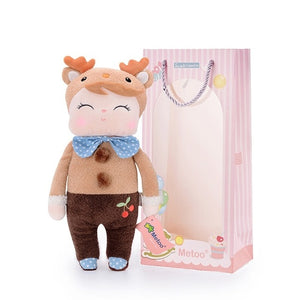 Plush Toy Angela Doll (Brown Deer)