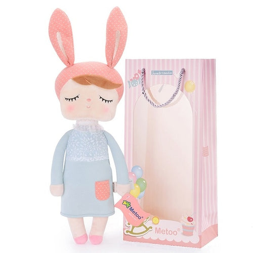 Plush Toy Angela Doll (New Gray)