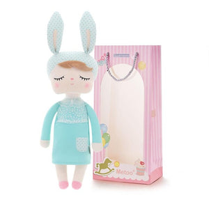 Plush Toy Angela Doll (Green)