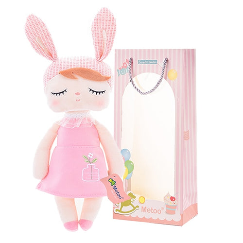 Plush Toy Angela Doll (New Pink)