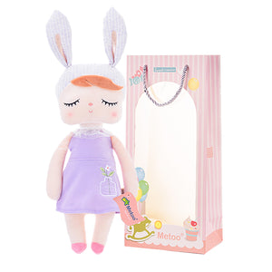 Plush Toy Angela Doll (Purple)