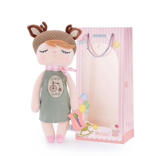Plush Toy Angela Doll (Deer)