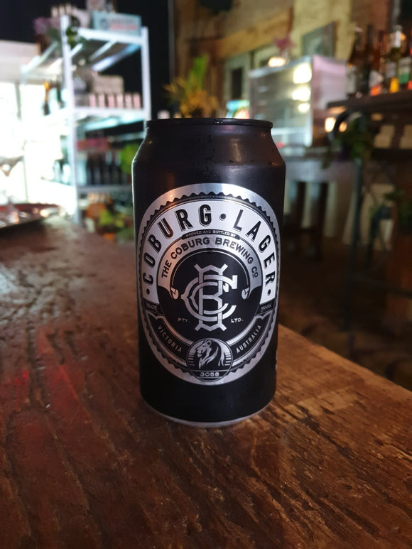 Coburg Larger Can 375ml 4.6%