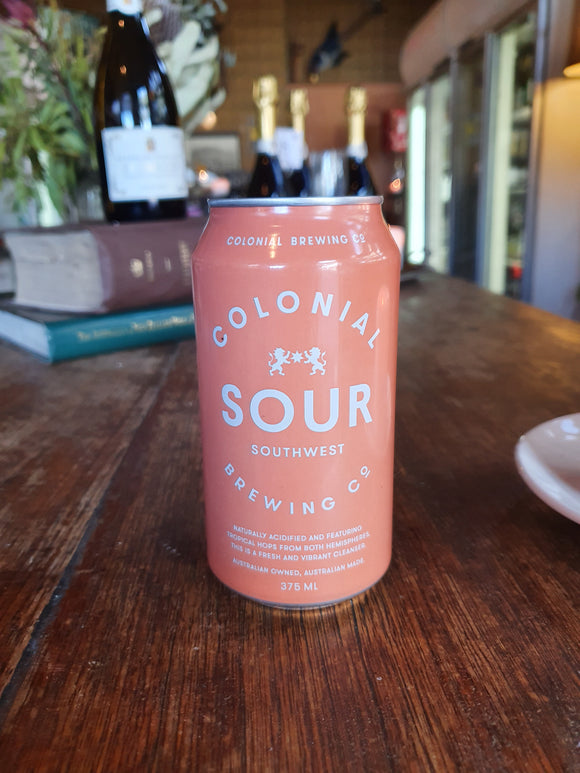 Colonial South West Sour Can 375ml 4.6%