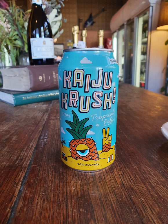 Kaiju Krush Tropical Pale Can 375ml 4.7%