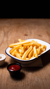 STRAIGHT CUT CHIPS (VG, GF)