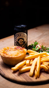 Wednesday Special - Pie & Stubbie