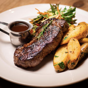 GRASS FED PORTERHOUSE STEAK 300g (GF)