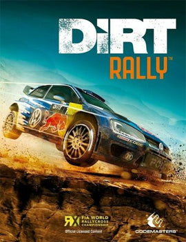 DiRT Rally Steam CD Key