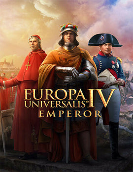 Europa Universalis IV - Emperor DLC Steam CD Key