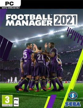 Football Manager 2021 EU Steam CD Key
