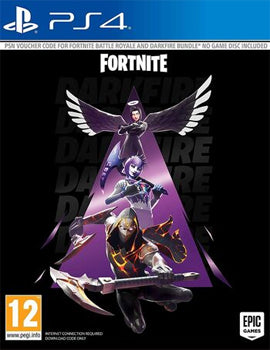Fortnite - Darkfire Bundle DLC EU PS4 CD Key