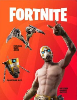 Fortnite - Psycho Bundle EU Epic Games CD Key