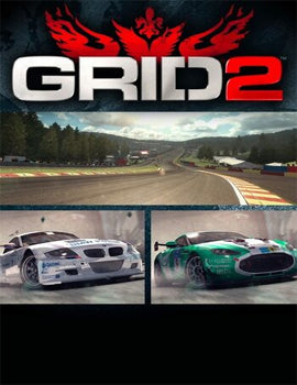GRID 2 - Spa-Francorchamps Track Pack DLC Steam CD Key