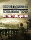 Hearts of Iron IV - Battle for the Bosporus DLC Steam CD Key