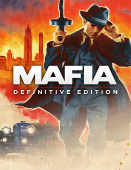 Mafia: Definitive Edition EU Steam CD Key