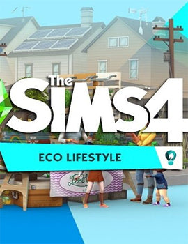 The Sims 4 - Eco Lifestyle DLC Origin CD Key
