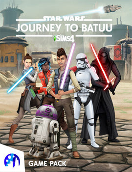 The Sims 4 - Star Wars: Journey to Batuu DLC Origin CD Key