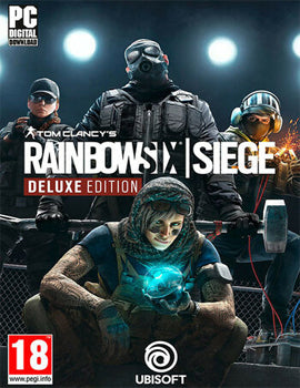 Tom Clancy's Rainbow Six Siege Deluxe Edition EU Uplay CD Key