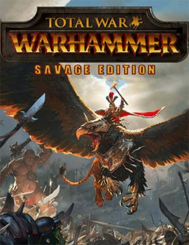 Total War: Warhammer Savage Edition EU Steam CD Key