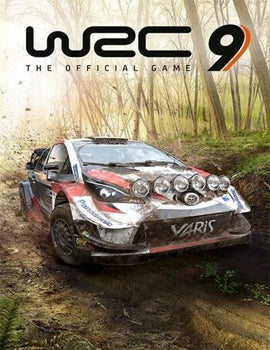 WRC 9 FIA World Rally Championship EU Epic Games CD Key