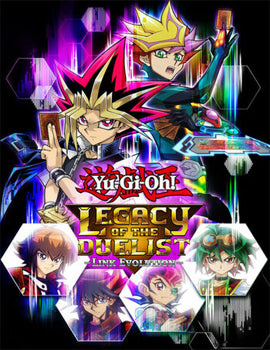 Yu-Gi-Oh! Legacy of the Duelist: Link Evolution Steam CD Key