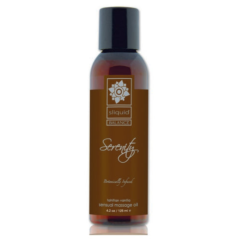 Massageöl Serenity Sliquid