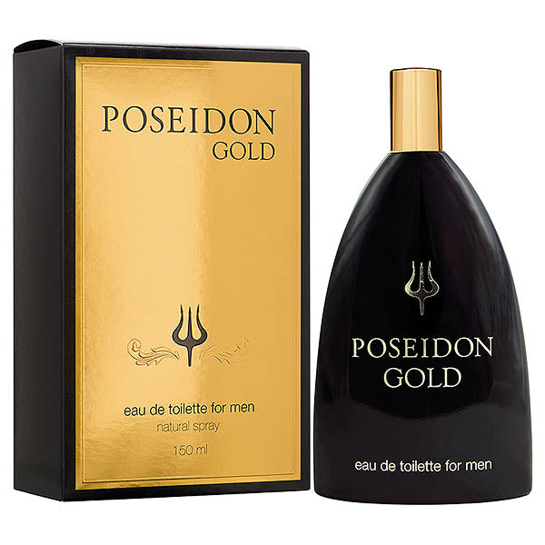 Herrenparfum Gold Poseidon EDT