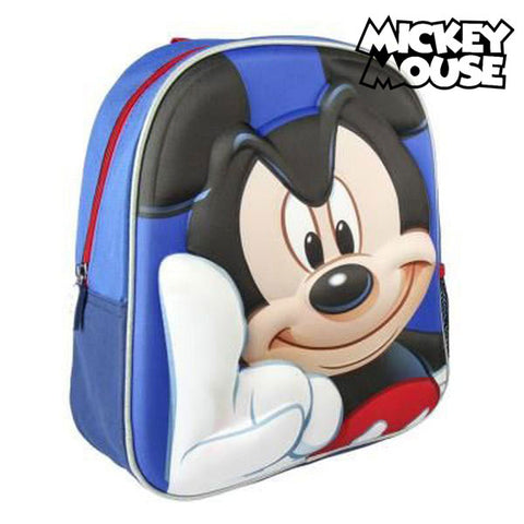 Kinderrucksack 3D Mickey Mouse 7907