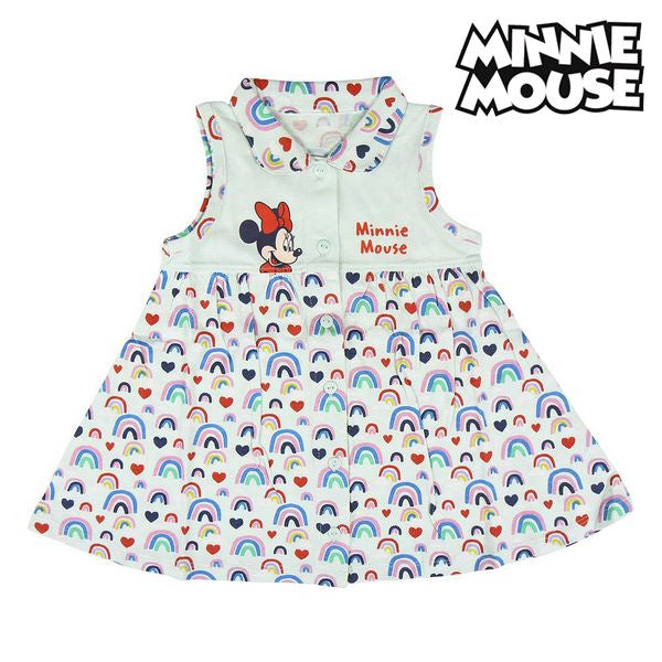 Kleid Minnie Mouse Blau