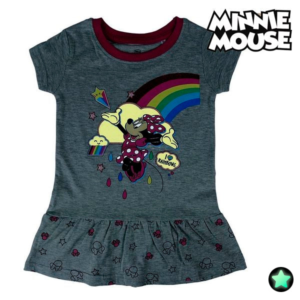 Kleid Minnie Mouse Glow in the dark