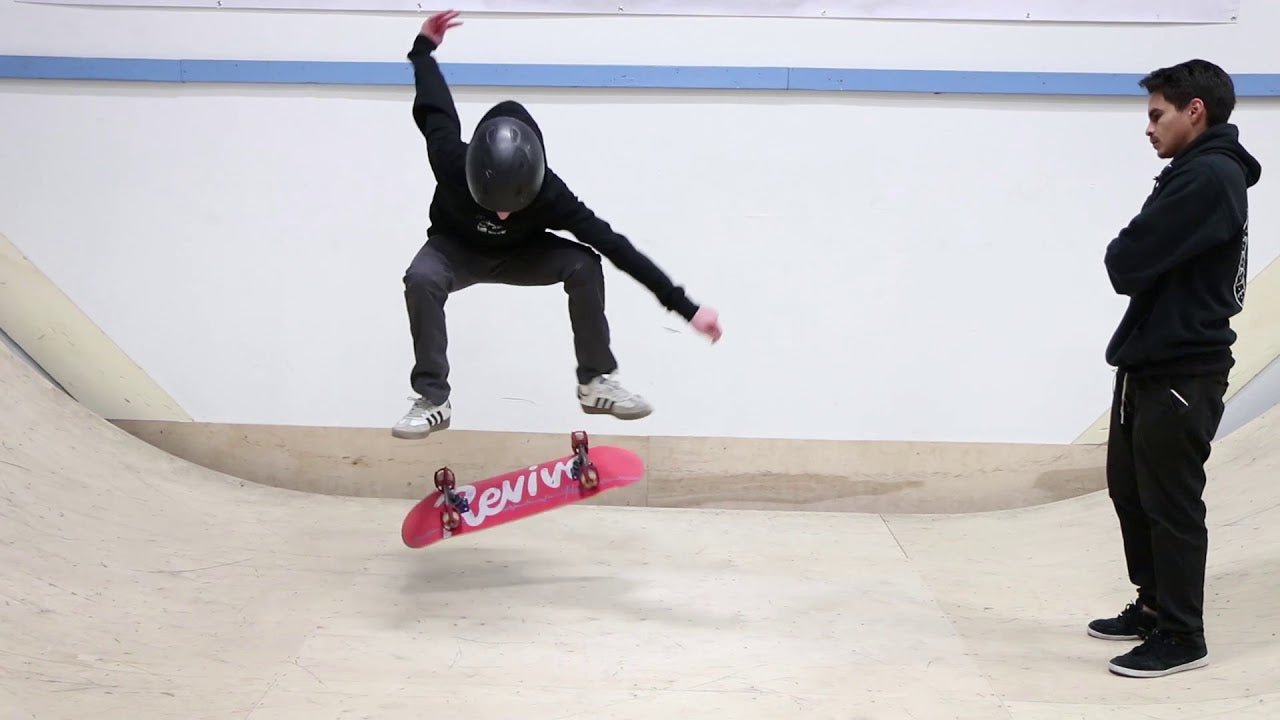 Can Skater Trainers help you heelflip?